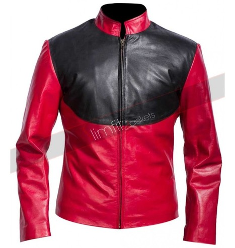 Suicide Squad Deadshot Armor Jacket | Motorcycle Leather Jackets For Men and Women | Scoop.it