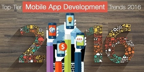 Developers, Pace Up with these Mobile App Development Trends in 2016! | iphone apps development melbourne | Scoop.it