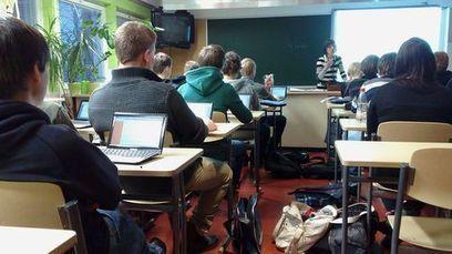 Kuntaliitto: Kymmenellä oppilaalla käytössään vajaat kolme tietokonetta | Kiintoisaa | Scoop.it