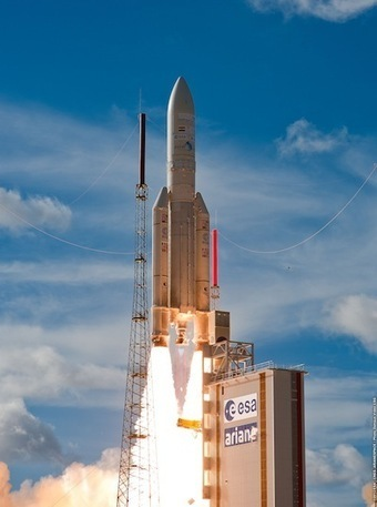 Spaceflight Now | Breaking News | Germany calls for redesign of next-generation Ariane | Space matters | Scoop.it
