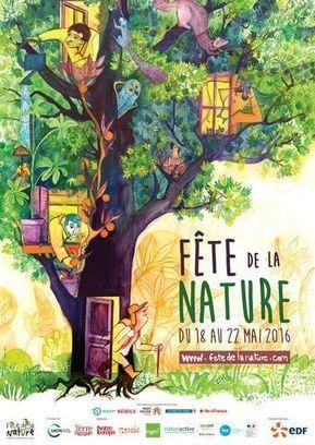 10ème édition de la Fête de la Nature : du 18 au 22 mai 2016 - Médiaterre | Communiqu'Ethique sur la santé et celle de la planette | Scoop.it