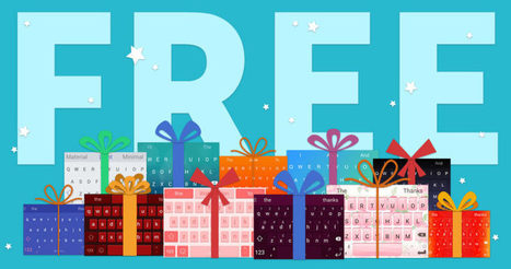 SwiftKey makes all themes free for the holidays | techno and social | Scoop.it
