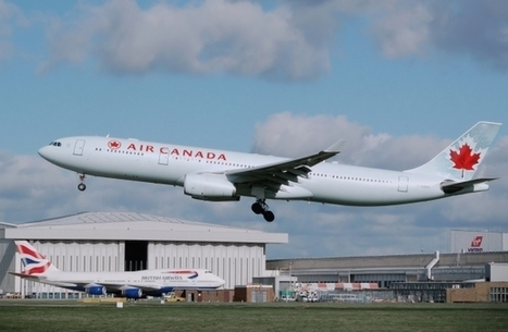 Air Canada named one of Canada's top employers | glObserver Global Economics | PERSIA AFRICA | Scoop.it