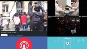Periscope et Facebook Live : les journalistes peuvent-ils échapper au direct? | Réseaux sociaux | Scoop.it
