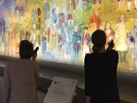 Clic France / La Fondation EDF soutient deux initiatives pour rendre les musées (plus) accessibles aux personnes handicapées | Clic France | Scoop.it
