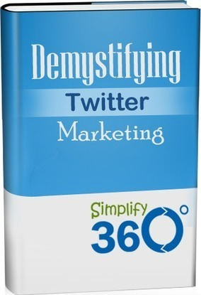 "Free ebook Download : "" Demystifying Twitter Marketing"" 