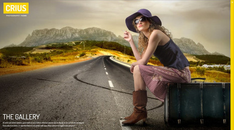 110 Stunning WordPress Photography Themes That Impact, Inspire and Awe - Laboratory Blog | Real Photographers | Scoop.it