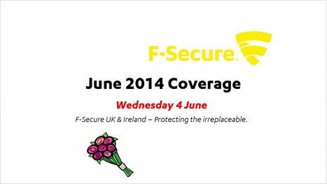 June Coverage (4th) | F-Secure Coverage (UK) | Scoop.it