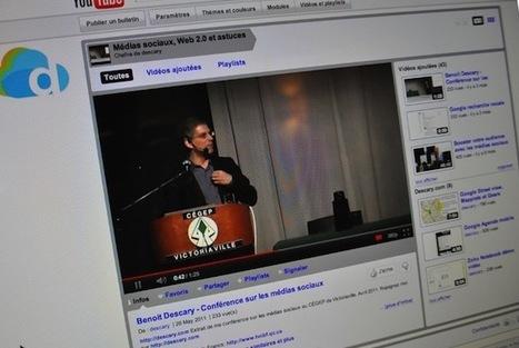 YouTube: quelques astuces lorsque vous embarquez une vidéo sur votre blogue ou site Web ! | SocialWebBusiness | Scoop.it