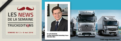Mercedes-Benz nomination - truck Editions | Truckeditions | Scoop.it