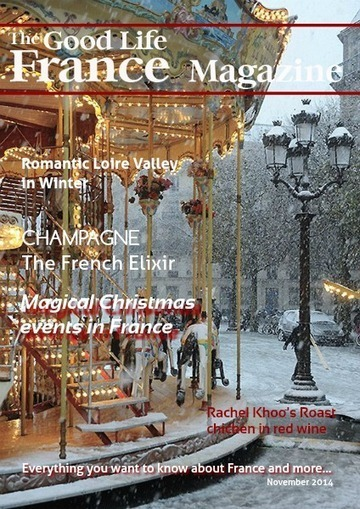 The Good Life France, November 2014 November 2014 | Voyages et Gastronomie depuis la Bretagne vers d'autres terroirs | Scoop.it