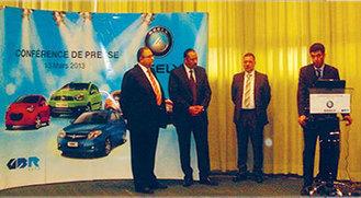 Geely Automobile Algérie : création d'un joint-venture | Égypt-actus | Scoop.it