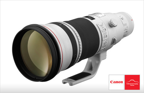 Canon Professional Network - L-series super telephoto lens duo now available | Everything Photographic | Scoop.it