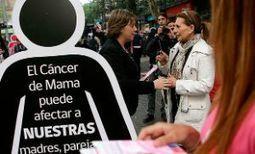 Sernam cierra mes del cáncer de mama y ministra llama a prevenir con examen - Latercera | cancer de mama | Scoop.it