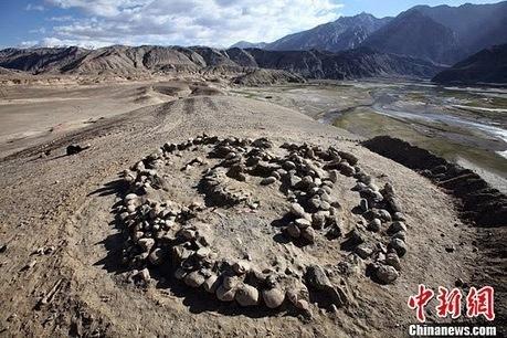 Les Découvertes Archéologiques: Des fouilles redéfinissent l'origine du Zoroastrianisme en Chine | Aux origines | Scoop.it
