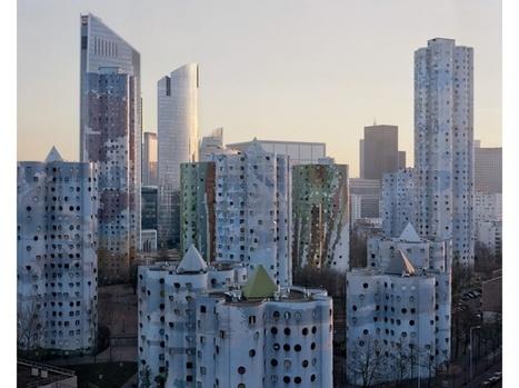 GRAND FORMAT. Le gris des villes   L'actualité de l'argentique   Scoop.it