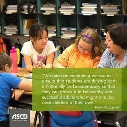 Interventions That Promote Emotionally Healthy Students | Great Teachers + Ed Tech = Learning Success! | Scoop.it