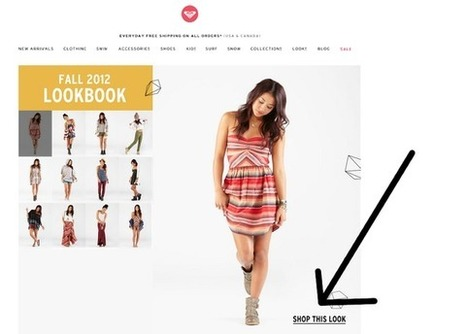 Using Lookbooks to Inspire Shoppers | Ecom Revolution | Scoop.it