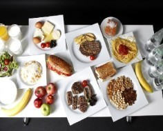 What Does An Olympic Athlete's Diet Look Like? [Pics] - PSFK | Food & Body Revolution | Scoop.it