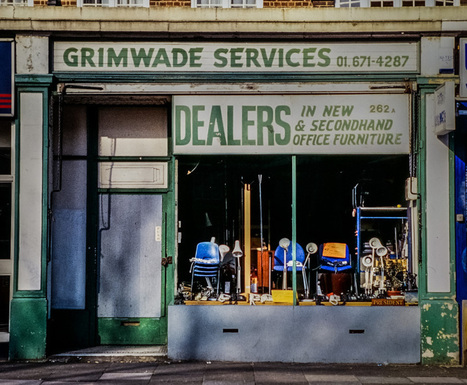 Grimwade Services | Modern Ruins, Decay and Urban Exploration | Scoop.it