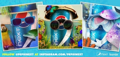 Pepsi Next Partners With Airbnb for Promotion, Joins Instagram | Social is Visual by Heaven | Scoop.it