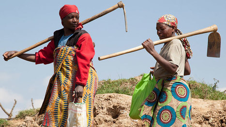 Help Women Farmers 'Get to Equal' | Innovative Agriculture - Agriculture 3.0 | Scoop.it