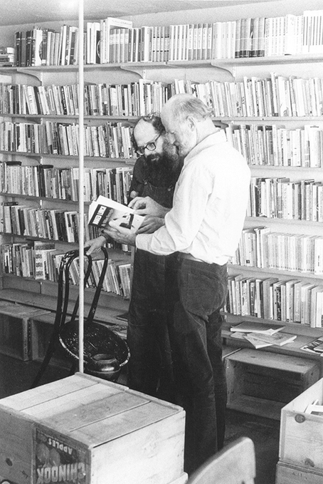 The Letters of Ginsberg and Ferlinghetti and a 40-year Friendship | PoetsOnline | Scoop.it