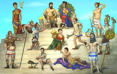 The Olympians | Ms. Stein-Ross Humanities Deity Dossier Project | Scoop.it