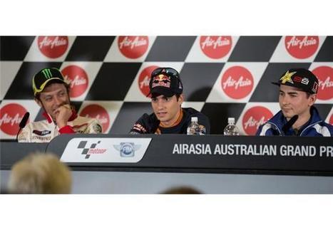 Sepang: Η συνέντευξη Τύπου   MotoGP World   Scoop.it