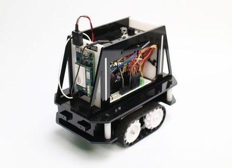 Intro to Robotics | Heron | Scoop.it
