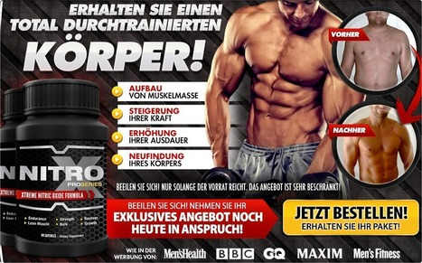 Verstärkung muskulösen Körperbau | Verstärkung muskulösen Körperbau | Scoop.it