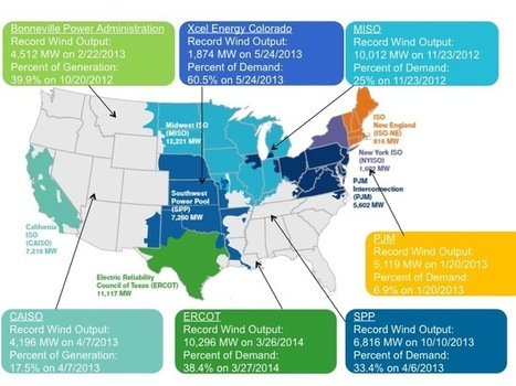 Texas Sets New Wind Power Record   Ecologie & Environnement   Scoop.it