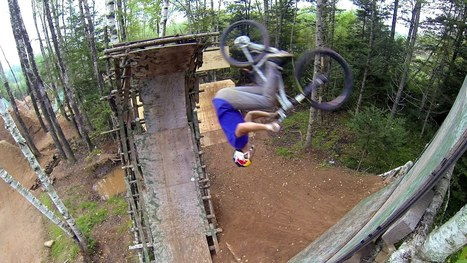 GoPro: Open Loop Backflip With Aaron Chase - YouTube | Funteresting Stuff | Scoop.it
