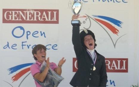 Pervenchères. Equitation, une championne de France aux Ecuries des Lys « Le Perche | Cheval et sport | Scoop.it