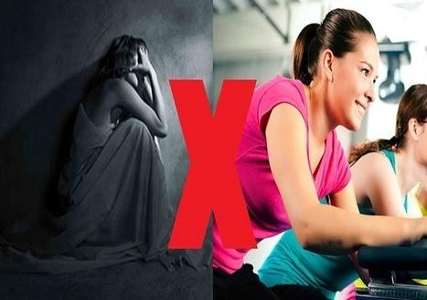 Depressão e a melhora do quadro clinico com exercícios | Manchete Esportiva | Depressão | Scoop.it