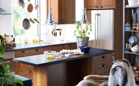 How to Remodel a Small Kitchen to Make it Look Bigger   Linda Gross   Scoop.it