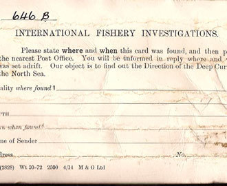 Found: World's Oldest Message in a Bottle, Part of 1914 Citizen-Science Experiment | Digital  Humanities Tool Box | Scoop.it