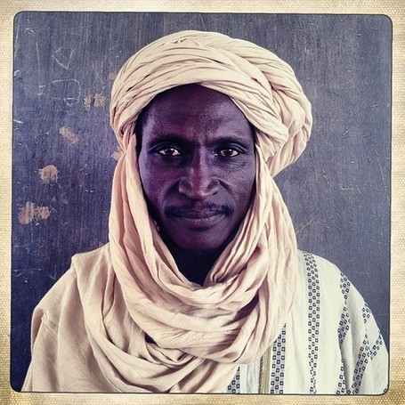 Striking portraits of Mali's refugees | The Washington Post | Merveilles - Marvels | Scoop.it