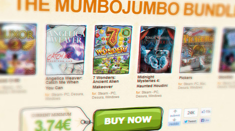 Un Bundle MumboJumbo - Zakstudio | Zakstudio | Scoop.it