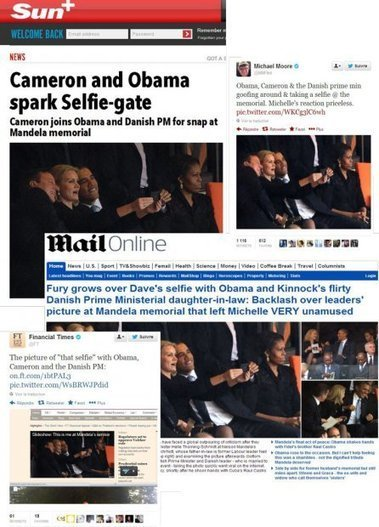 Selfie - Making-of | Actu des médias | Scoop.it