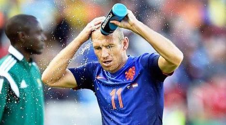 [VIDEO] Arti Cooling Break di Piala Dunia | Piala Dunia 2014 - Belanda | Scoop.it
