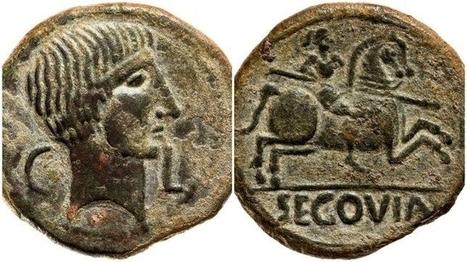 Descubren una moneda inédita emitida por los romanos en la ceca Segovia | Centro de Estudios Artísticos Elba | Scoop.it