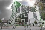 London Farm Tower: Sustainable Skyscraper Could Meet 20 Percent of City's Food Demand | Decentralized food | Scoop.it