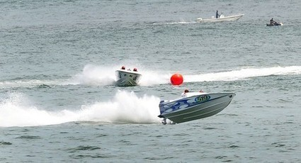 Team Dirty Sutphen ready for this years Solomons Offshore Grand Prix - Bay Net | Pontoon Boats | Scoop.it