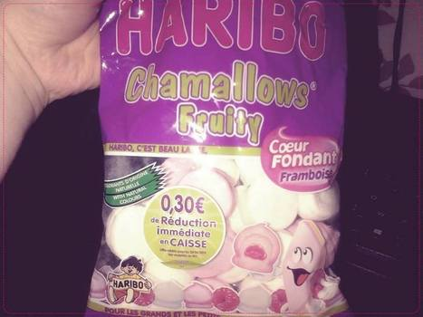 Chamallows Fruity de Haribo. - ** Petite-Mam ** | Petite-Mam | Scoop.it
