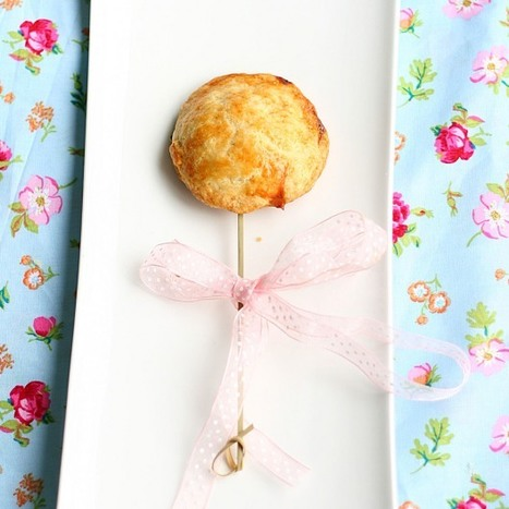 Little Luxuries: Apple Pie Lollipops   The Latest for Home & Kitchen   Scoop.it