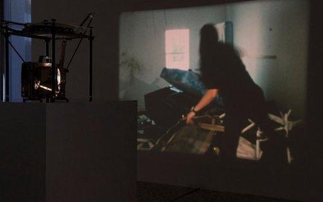 Dara Friedman Film of Destruction at the Hirshhorn Museum is the Daily Pic by Blake Gopnik   Digital Art and Net Art   Scoop.it