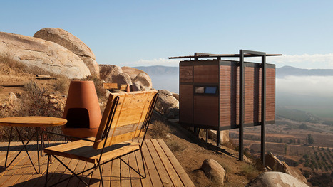 To Limit Their Eco Footprint, These Luxury Cabins Sit On Stilts | The Jazz of Innovation | Scoop.it