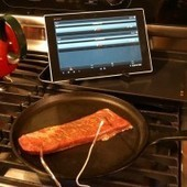 Sony Xperia Tablet Z: Kitchen Edition – Rinse & Review - Chip Chick | Digital Grill Thermometer | Scoop.it