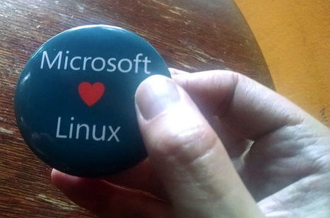 Microsoft has developed its own Linux | cross pond high tech | Scoop.it